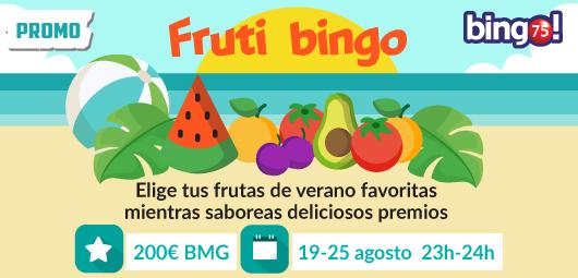200€ de BMG en bingo 75