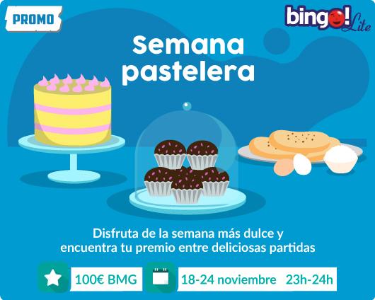 100€ de BMG en bingo Lite