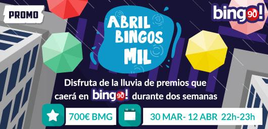 700€ de BMG en bingo 90